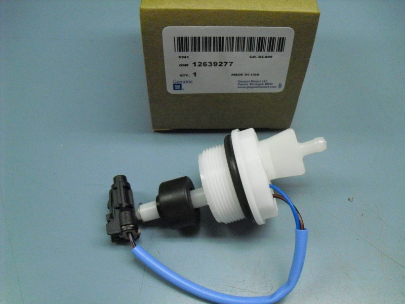 01 13 GM Water in Fuel Float Sensor 6 6L Duramax Diesel