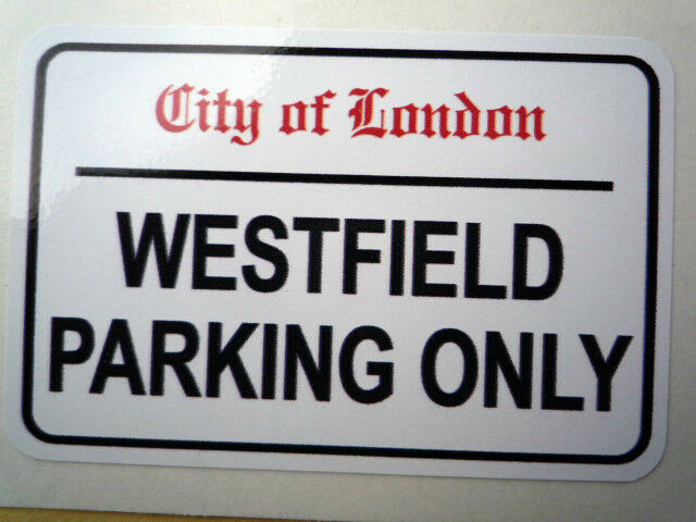 Temporary Parking For Residents And Guest Only Sign | eBay