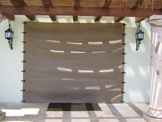 Hurricane Fabric The Easy Inexpensive Way To Protect Your