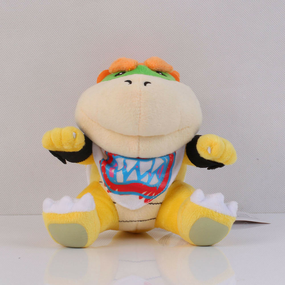 Bowser Jr Plush Toys 36