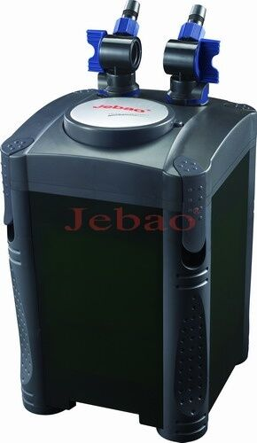jebao external aquarium fish tank canister filter system