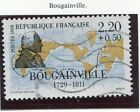 TIMBRE FRANCE OBLITERE N° 2521 BOUGUAINVILLE
