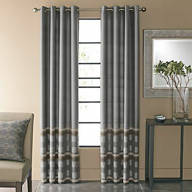 Jcpenney studio rumor grommet top semi sheer or sheer for Jcpenney living room curtains