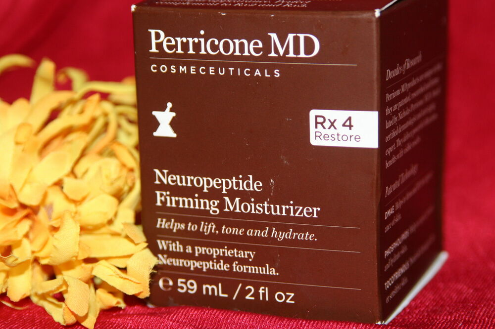 perricone md firming moisturizer