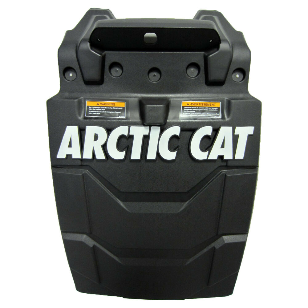 Arctic Cat Snow Flaps