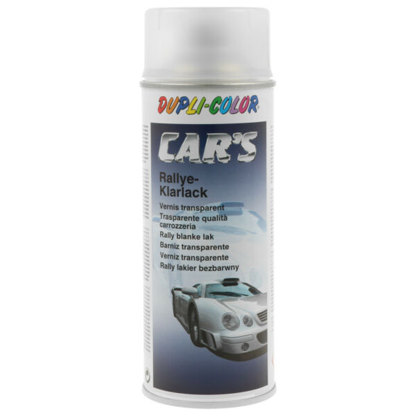 Klarlack matt DUPLI-COLOR Cars Lackspray 400ml DC720352