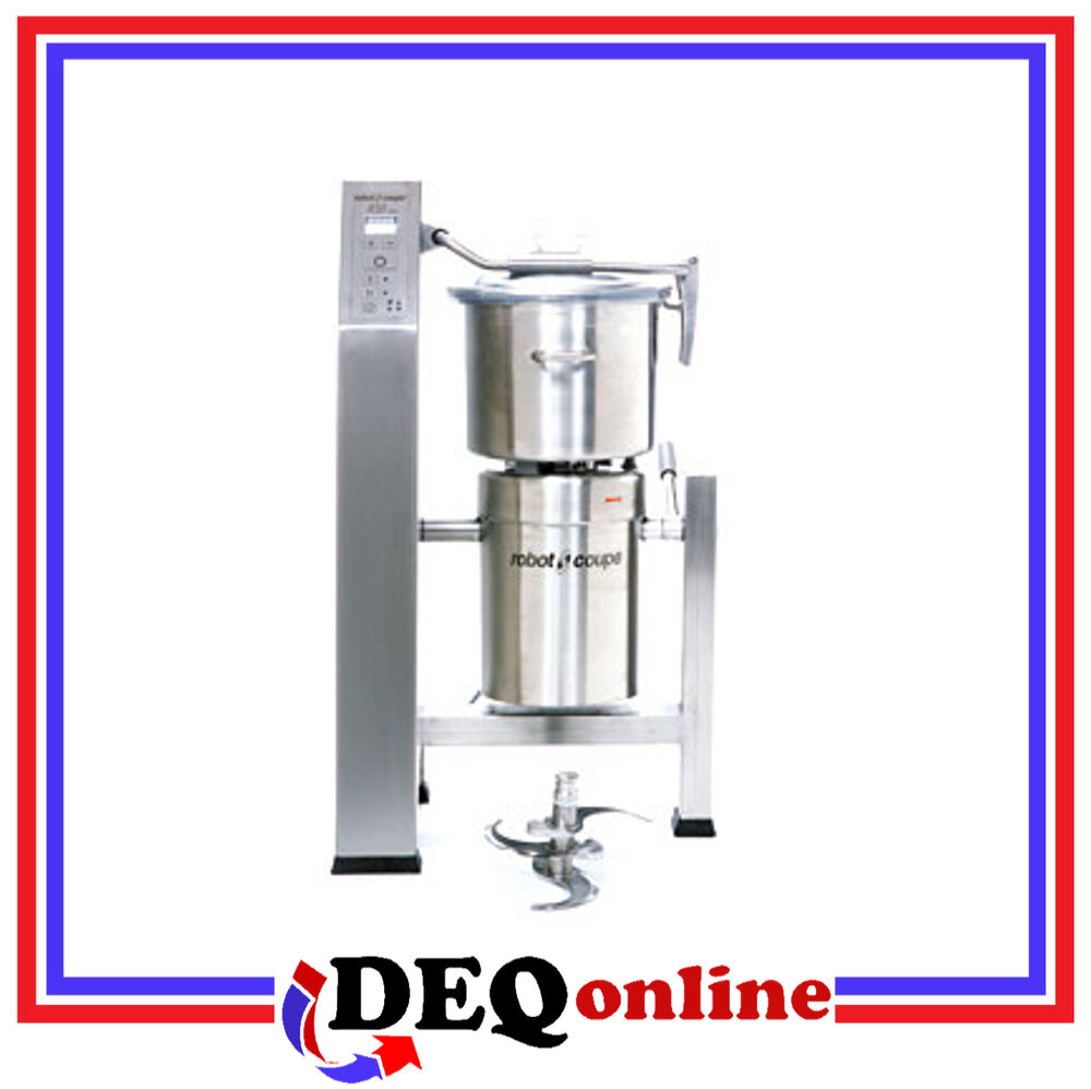 Robot Coupe R30t Commercial Food Processor Vertical Cutter