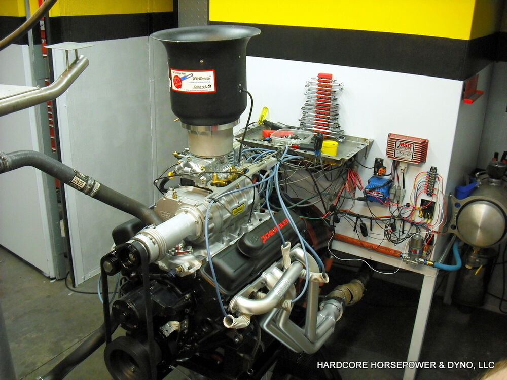S L on Small Block Chevy Crate Engines Turn Key