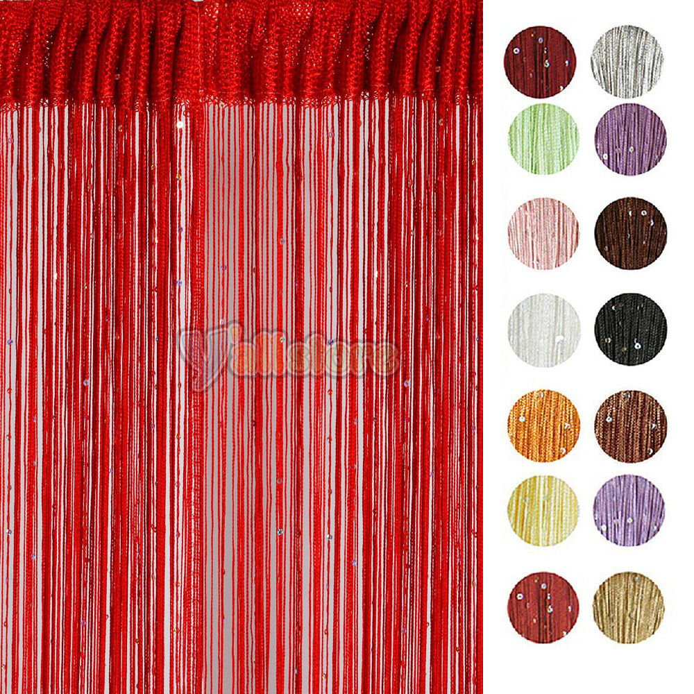 Curtain beads design