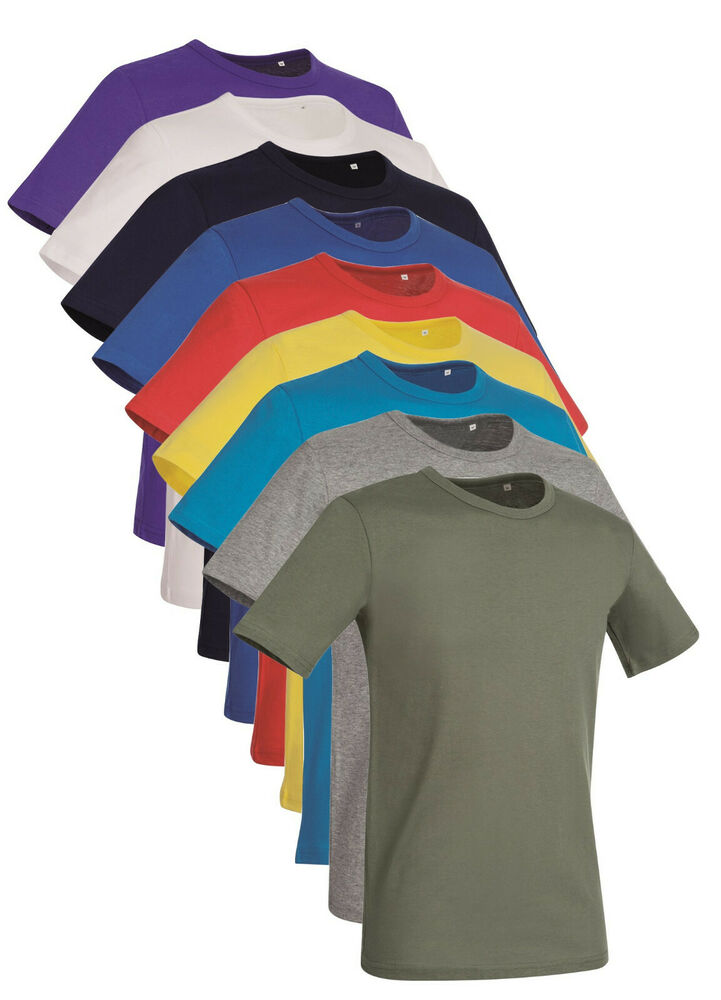 Hanes stedman plain no logo 100 cotton slim fit t shirt for What is a fitted t shirt