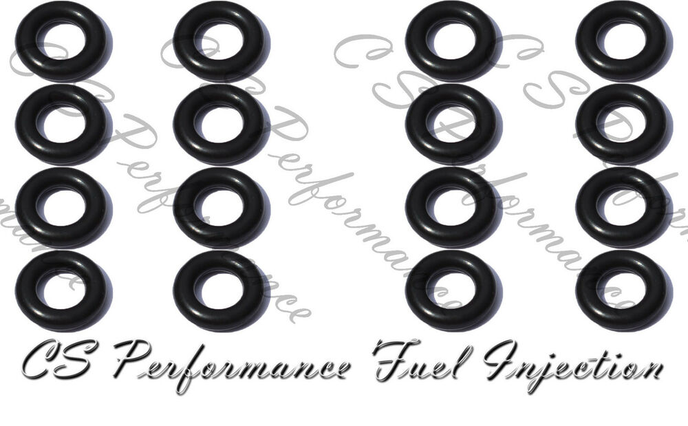 Ford Lincoln Mercury V8 Oem Quality Fuel Injector Seal Kit