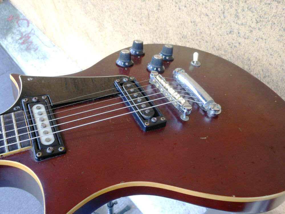 late 60 39 s yamaha sx electric guitar 700 sx125 sx800 vintage japan sg ebay. Black Bedroom Furniture Sets. Home Design Ideas