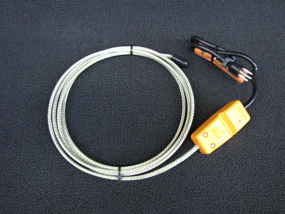 Heat Tape Heat Trace Easy Heat Freeze Protection Cable