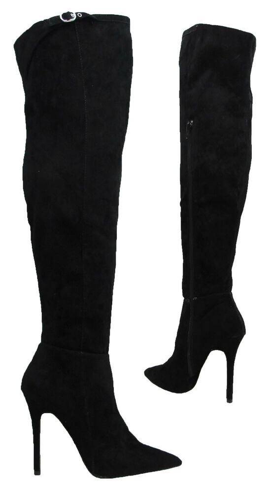 new stiletto heel the knee wide calf thigh