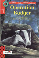 Dale, Elizabeth  Operation Badger (Read with Ladybird)  Book