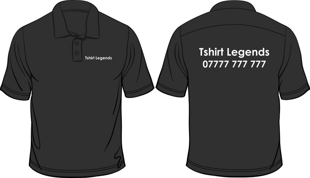 Your business name or logo printed on custom made brand for Branded t shirt company names
