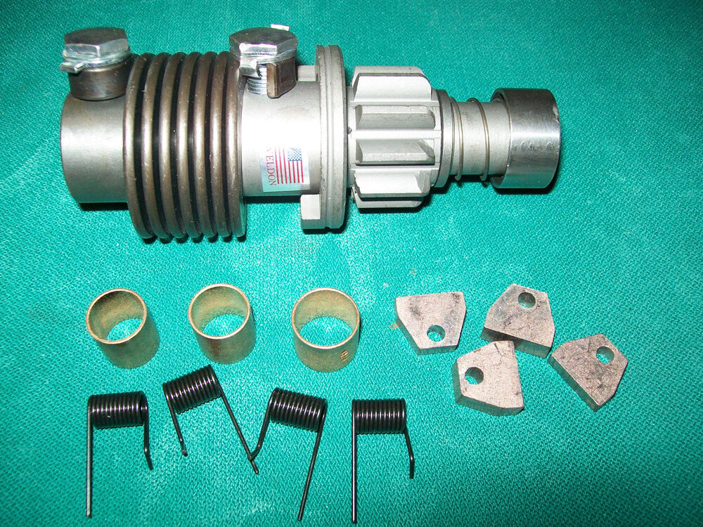 delco starter bendix drive repair kit farmall a b c h m super 300 340 400 ebay. Black Bedroom Furniture Sets. Home Design Ideas