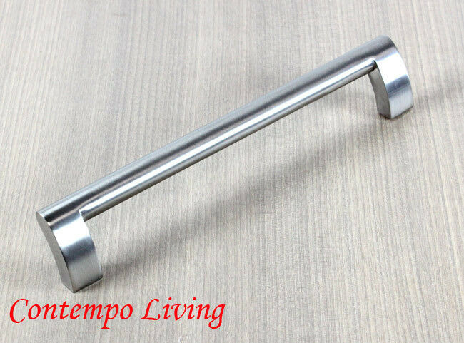 stainless steel knobs for kitchen cabinets 8 1 8 quot stainless steel cabinet hardware pull handle ebay 26642