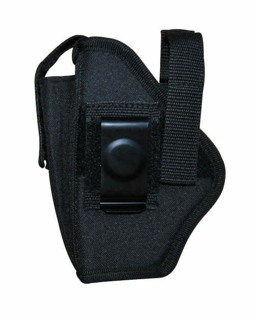 OWB Belt Holster Fits: Compact pistols .380 .45 9mm Glock ...