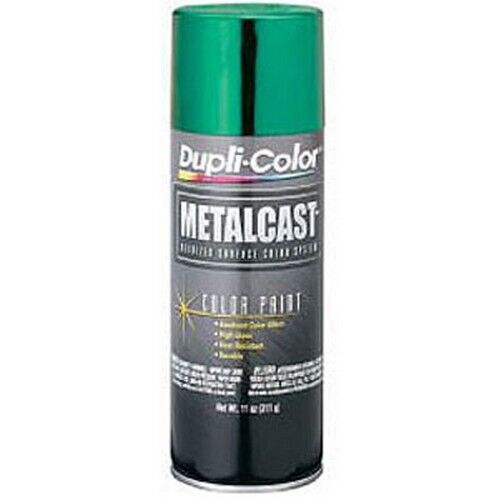 Duplicolor Mc203 Metalcast Green Anodized 11 Oz Aerosol Ebay