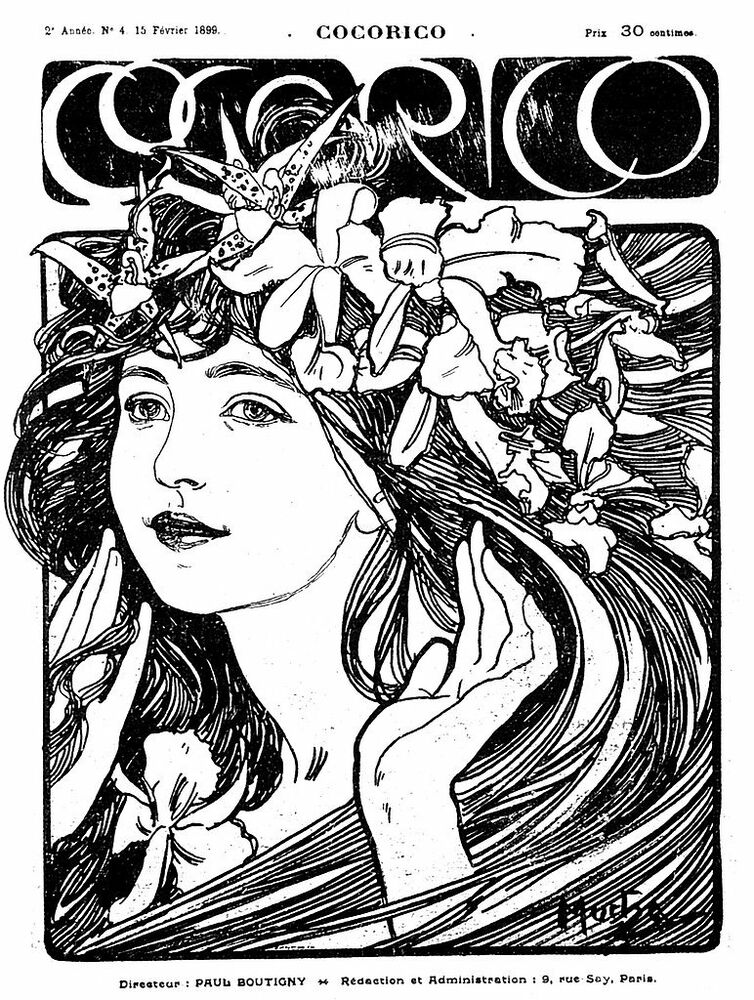 eroticism and consumerism in art nouveau The swirling sensuous forms of the art nouveau style are synonymous with the erotic this provocative book, bursting with groundbreaking sensual images, shows how.