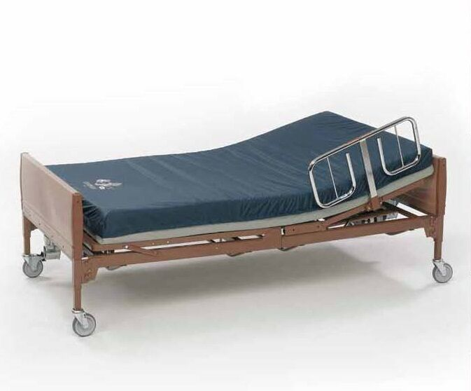 New Invacare Fully Electric Hospital Bed Package Solace