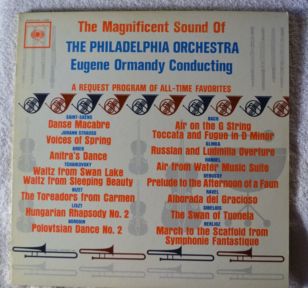 Eugene Ormandy - The Philadelphia Orchestra Supersonic Spectacular