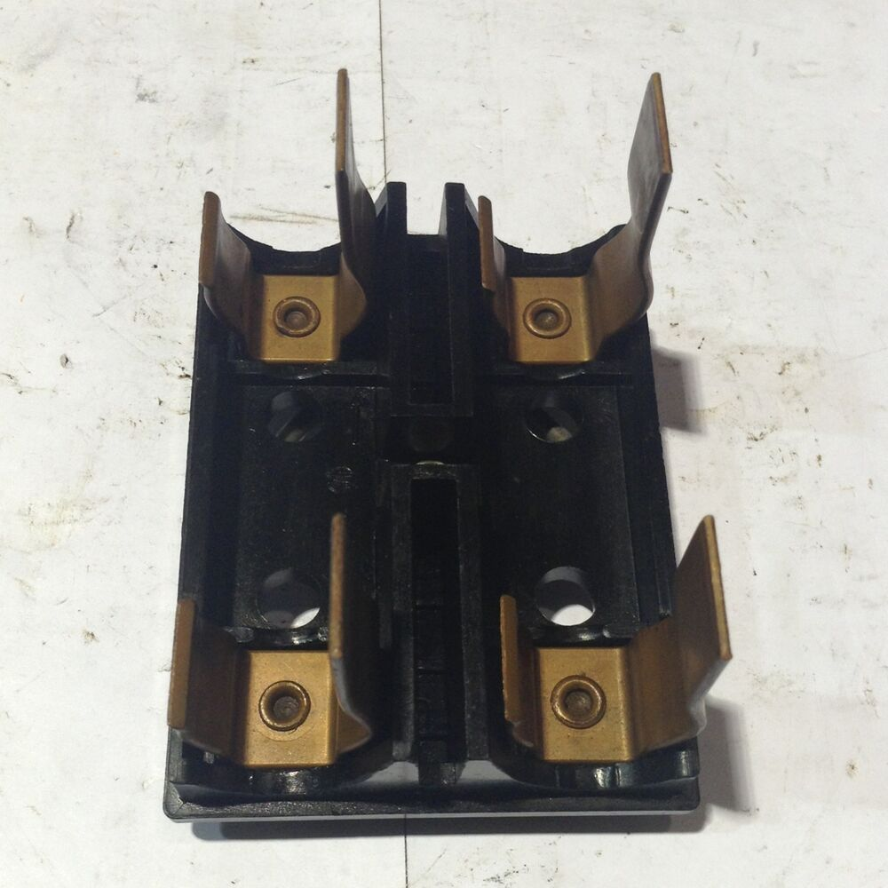 2 general switch gs fuse pullout 60 amp ebay