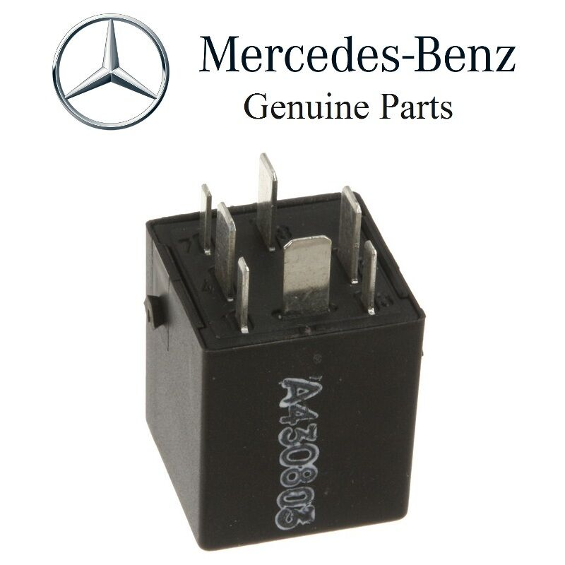 Genuine mercedes r170 w202 relay electric seat adjustment for 1998 mercedes benz c230 repair manual
