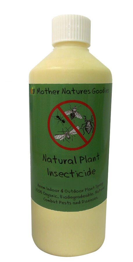 Organic & Natural Plant Insecticide Concentrate ... Insecticide For Plants