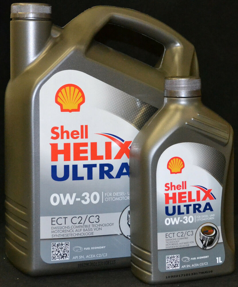 Shell Helix Ultra Extra 5W30