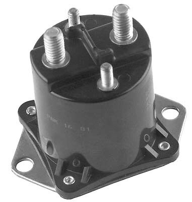 Club Car Golf Cart Part 36 Volt 4 Terminal Solenoid 1998