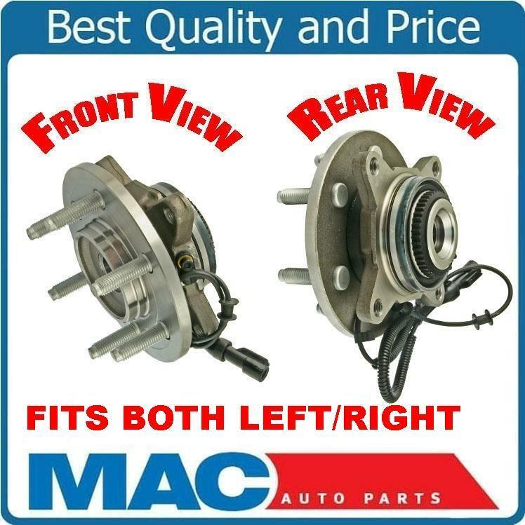 4x4 Front Axle Assembly : Ford trucks stud year warranty front axle