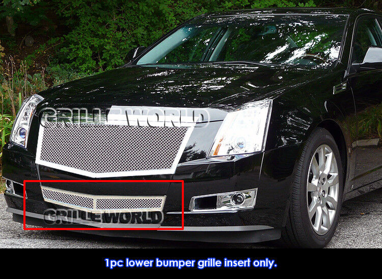 2005 cadillac cts grill mesh. Black Bedroom Furniture Sets. Home Design Ideas