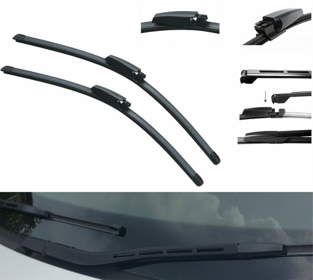 Mercedes benz c class 2004 2007 front windscreen wiper for Mercedes benz c300 wiper blades