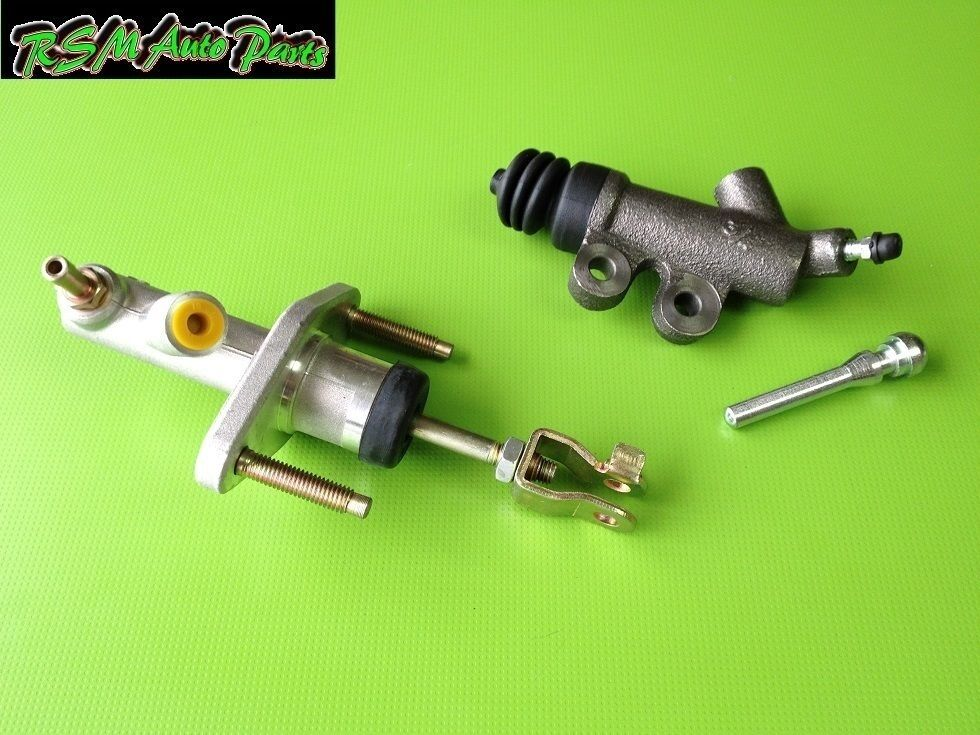 New Acura Integra 94-01 Clutch Master & Slave Cylinder Set ...