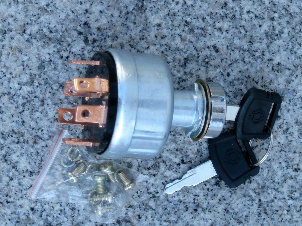Hitachi Starting Ignition Switch For Excavator Comes With