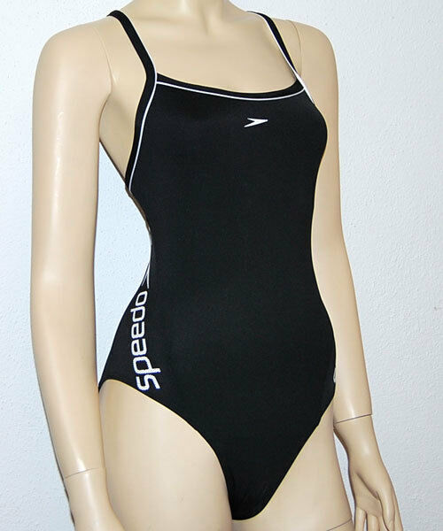 speedo elpa 1pce af damen endurance badeanzug schwimmanzug gr 34 40 42 neu ebay. Black Bedroom Furniture Sets. Home Design Ideas
