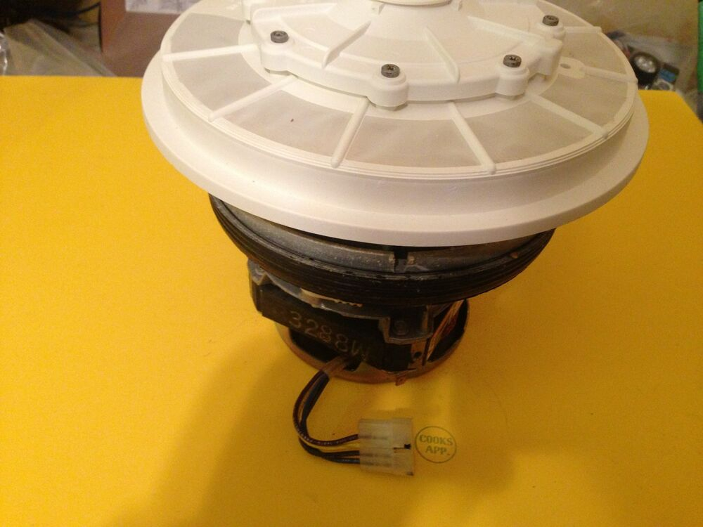 675793a Used Whirlpool Kenmore Dishwasher Pump Motor