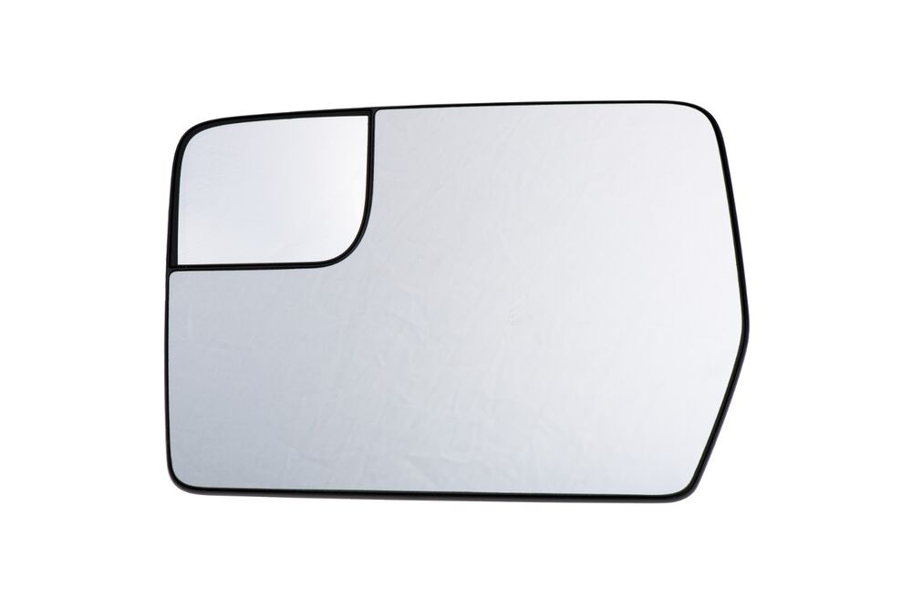 2011 2012 Ford F 150 Left Driver Side View Mirror Glass W