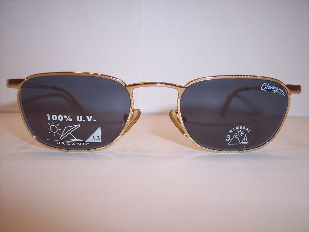 Vintage-Sonnenbrille/Sunglasses by CHEVIGNON Very Rare Original 90 ...