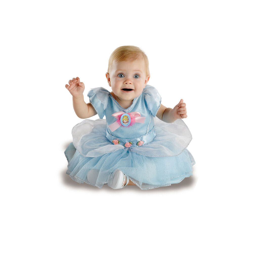 Cinderella Baby Doll Dress On Storenvy: Disney Princess Cinderella Baby Infant Costume 12-18