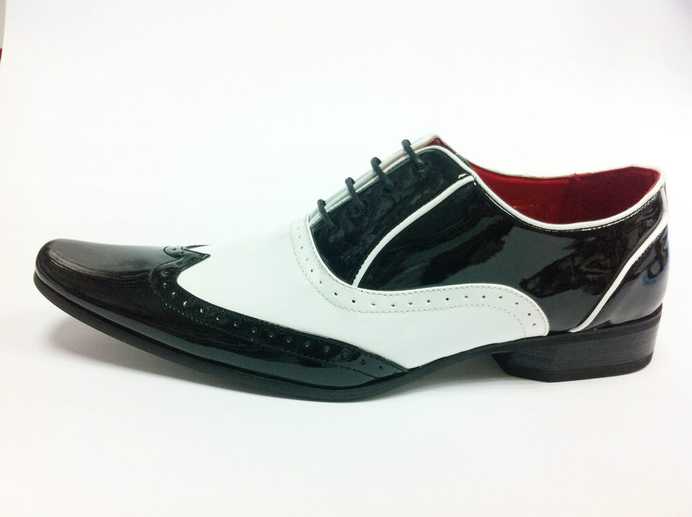 Patent Leather Formal Mens Shoes