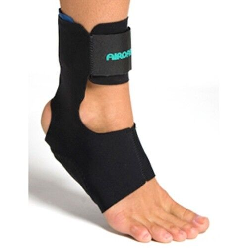 Wearing Shoes With Compression Bandage