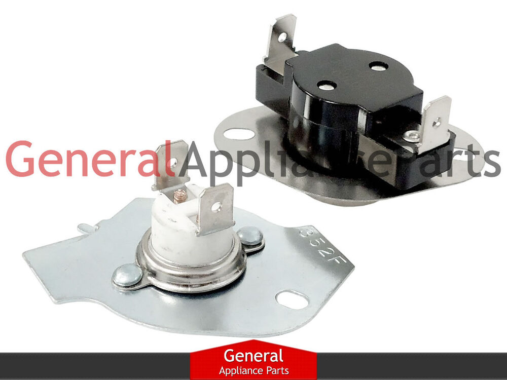 Whirlpool Kenmore Fsp Dryer Thermostat Kit 279769 T