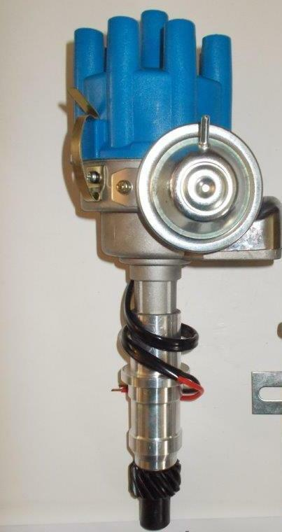 How To Change Point Distributor To Hei