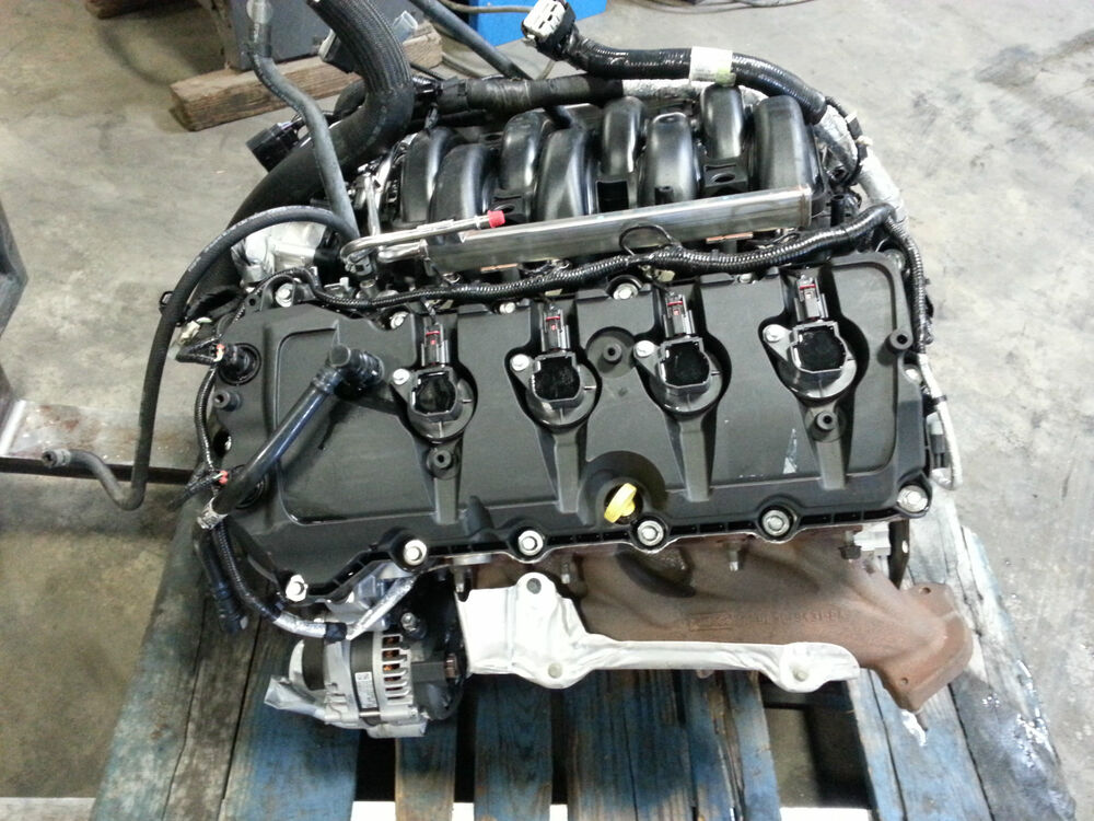 2012 ford f150 5 0 engine coyote boss 302 mustang gt ebay