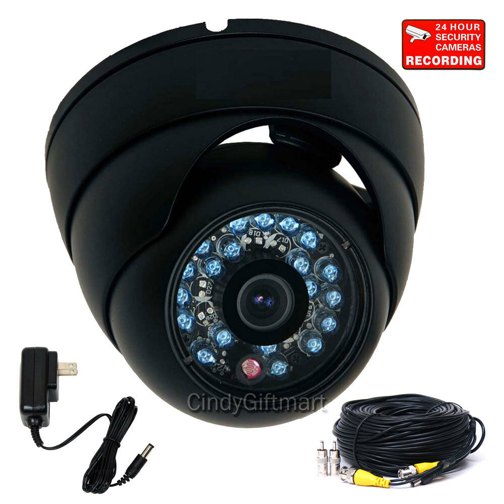 600tvl Wide Angle Dome Security Camera Outdoor Day Night