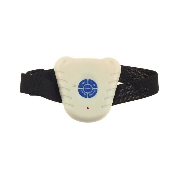 Ultrasonic Small Dog Bark Collar