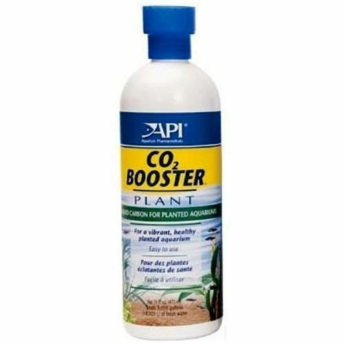 Api co2 booster tropical plant growth planted fish tank for Co2 fish tank